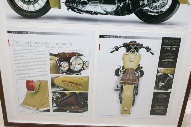 2008 Harley-Davidson FLSTN Custom Houston, Texas 20