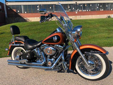 2008 Harley-Davidson FLSTN Deluxe in Oaks