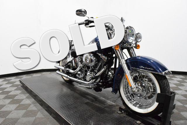 2008 Harley-Davidson FLSTN - Softail® Deluxe