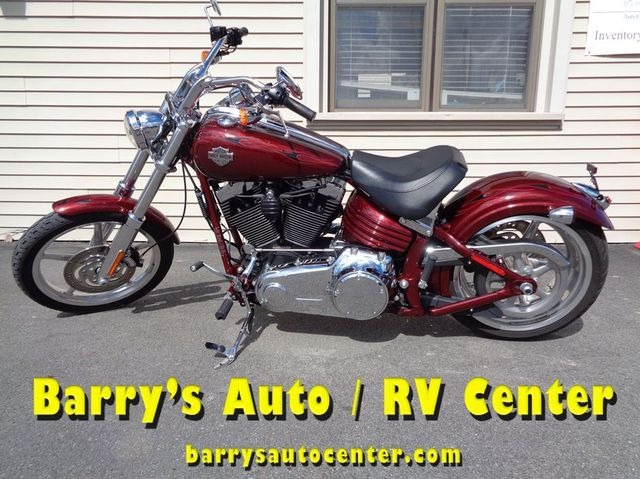2008 Harley-Davidson FXCWC Softail® Rocker™ C in Brockport NY, 14420