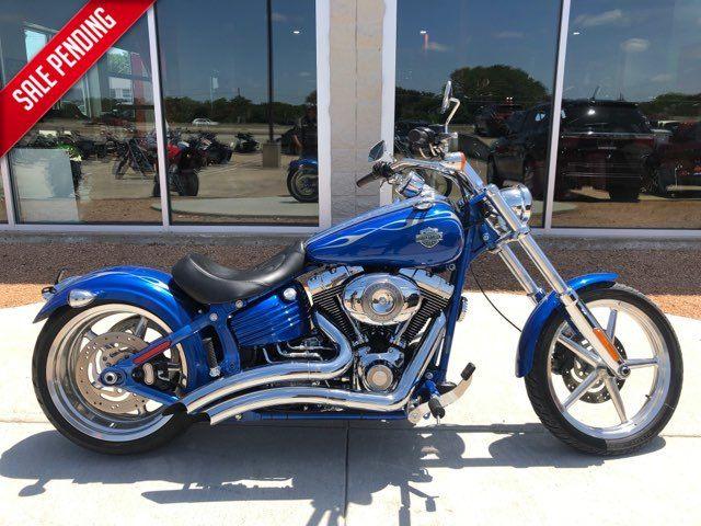 2008 Harley-Davidson FXCWC Softail Rocker C