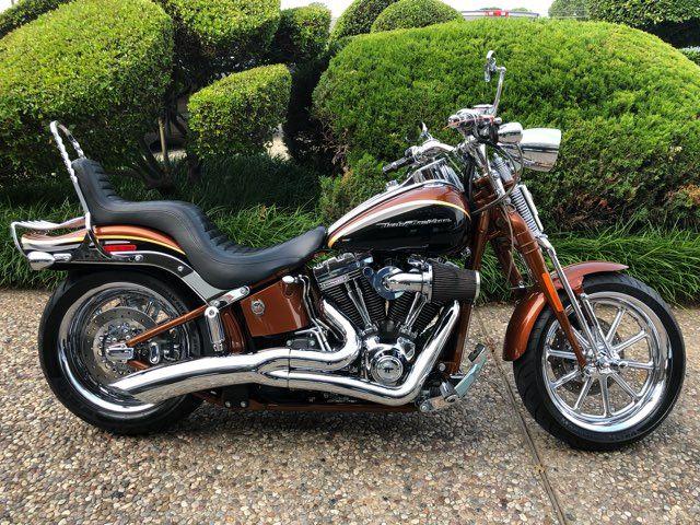 2008 Harley-Davidson FXSTSSE2 Screamin' Egl Softail