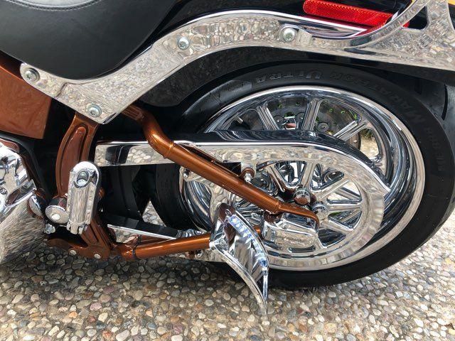 2008 Harley-Davidson FXSTSSE2 Screamin' Egl Softail in McKinney, TX 75070