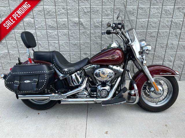 2008 Harley-Davidson Heritage Softail Classic FLSTC