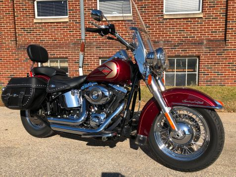 2008 Harley-Davidson Heritage Softail Classic FLSTC in Oaks