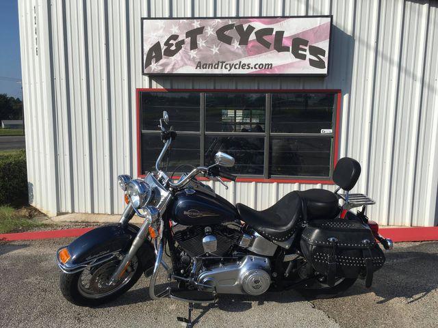 2008 Harley-Davidson Heritage Softail Classic FLSTC in Tyler, TX 75703