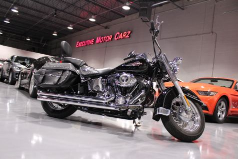 2008 Harley-Davidson HERITAGE SOFTAIL FLSTC in Lake Forest, IL