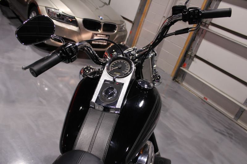 2008 Harley-Davidson HERITAGE SOFTAIL FLSTC  Lake Forest IL  Executive Motor Carz  in Lake Forest, IL