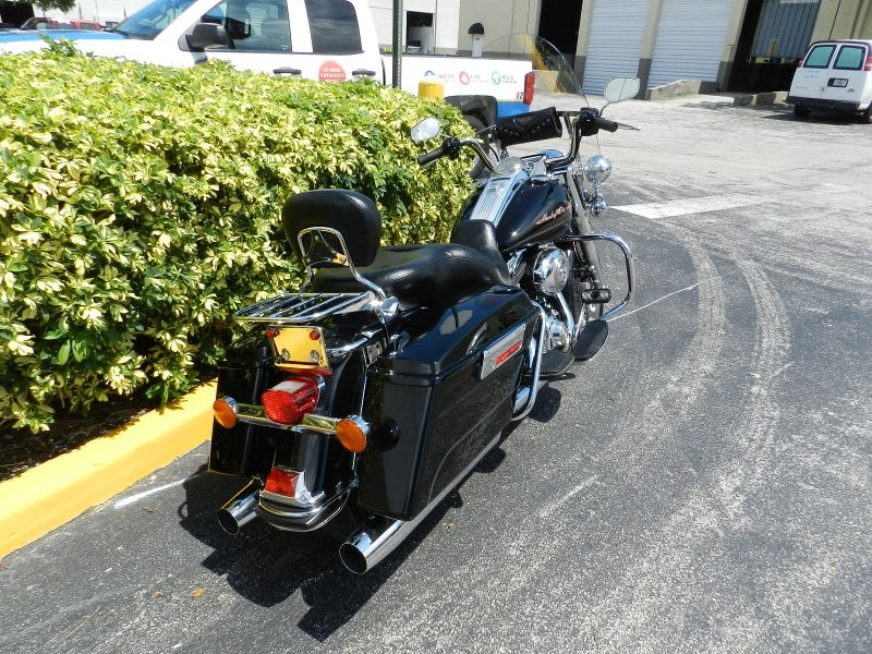 2008 Harley-Davidson Road King FLHR Extras  Warranty  city Florida  MC Cycles  in Hollywood, Florida