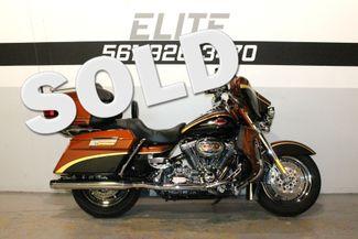 2008 Harley Davidson Screamin Eagle Ultra CVO 105th Anniversary Boynton Beach, FL