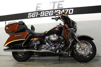 2008 Harley Davidson Screamin Eagle Ultra CVO 105th Anniversary Boynton Beach, FL 33