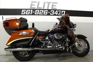 2008 Harley Davidson Screamin Eagle Ultra CVO 105th Anniversary Boynton Beach, FL 34