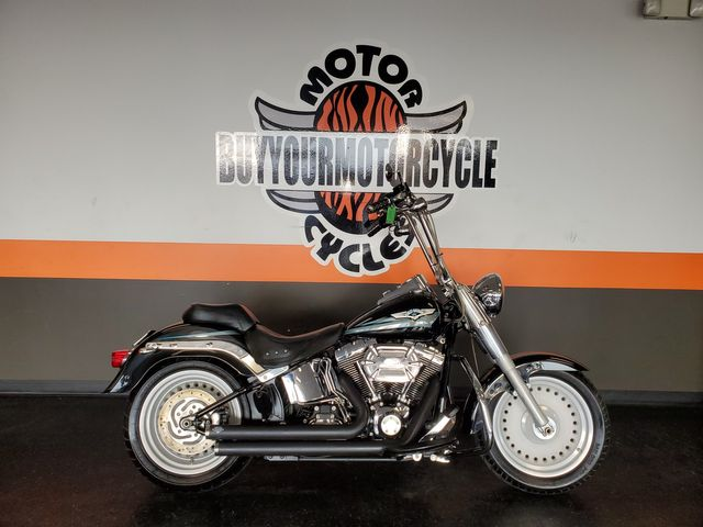 2008 Harley-Davidson Softail® Fat Boy® in Arlington, Texas 76010