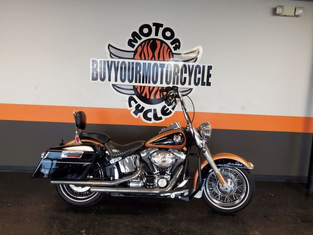 2008 Harley-Davidson Softail® Heritage Softail® Classic in Fort Worth , Texas 76111
