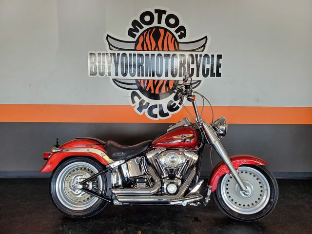 2008 Harley-Davidson Softail® Fat Boy® in Fort Worth , Texas 76111