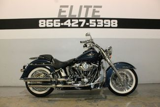 2008 Harley Davidson Softail Deluxe in Boynton Beach, FL 33426