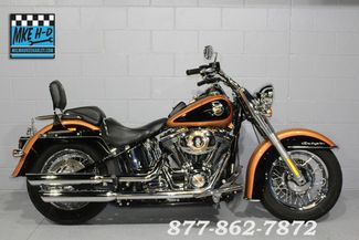2008 Harley-Davidson SOFTAIL DELUXE FLSTN DELUXE FLSTN in Chicago, Illinois 60555