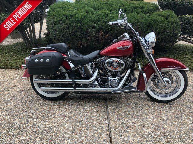 2008 Harley-Davidson Softail Deluxe in McKinney, TX 75070