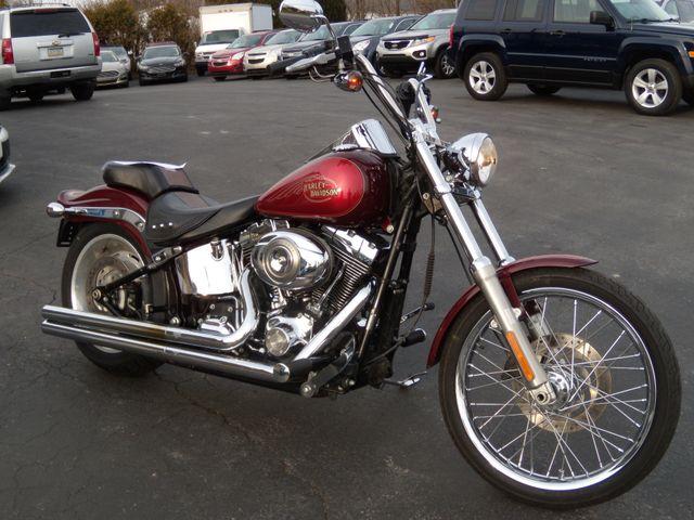 2008 Harley-Davidson Softail® Custom