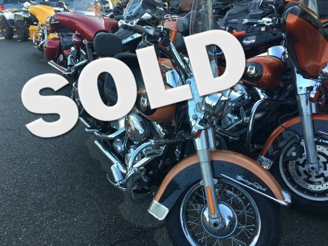 2008 Harley-Davidson Softail® Heritage Softail® Classic - John Gibson Auto Sales Hot Springs in Hot Springs Arkansas