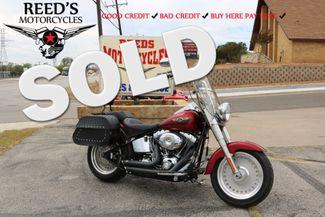 2008 Harley Davidson Softail Fat Boy | Hurst, Texas | Reed's Motorcycles in Hurst Texas