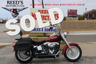 2008 Harley Davidson Softail Fat Boy   Hurst, Texas   Reed's Motorcycles in Hurst Texas