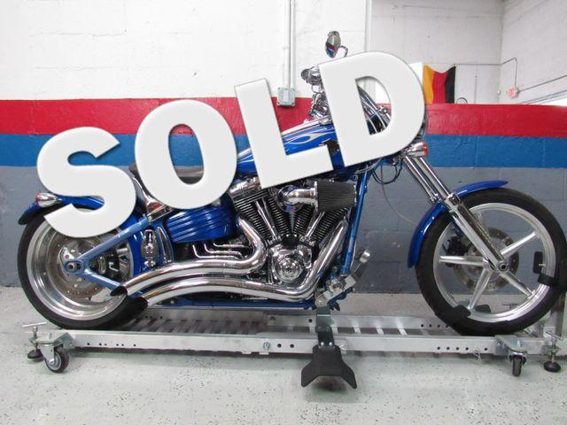 2008 Harley Davidson Softail Rocker C