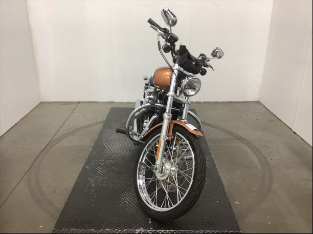 2008 Harley-Davidson Sportster 1200 Custom XL1200C in Dania Beach , Florida 33004