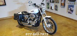 2008 Harley-Davidson SPORTSTER 1200 CUSTOM XL1200C 105th ANNIVERSARY in Chicago, Illinois 60555