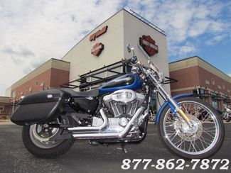 2008 Harley-Davidson SPORTSTER 1200 CUSTOM XL1200C 1200 CUSTOM XL1200C in Chicago, Illinois 60555