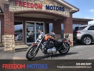 2008 Harley-Davidson Sportster 1200 Low XL1200L in Abilene,Tx, Texas 79605