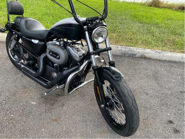 2008 Harley-Davidson Sportster 1200 Nightster XL1200N in Dania Beach , Florida 33004