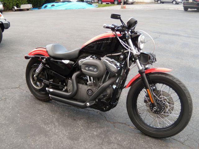 2008 Harley-Davidson Sportster 1200 Nightster XL1200N in Ephrata, PA 17522