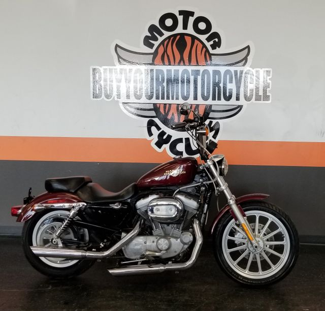 2008 Harley-Davidson Sportster® 883 Low in Arlington, Texas 76010