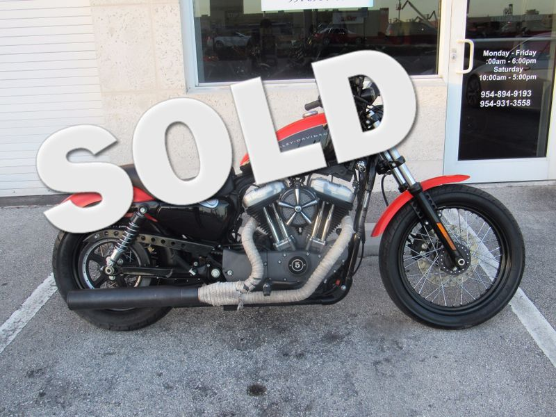 2008 Harley Davidson 1200 Nightster   city Florida  Top Gear Inc  in Dania Beach, Florida