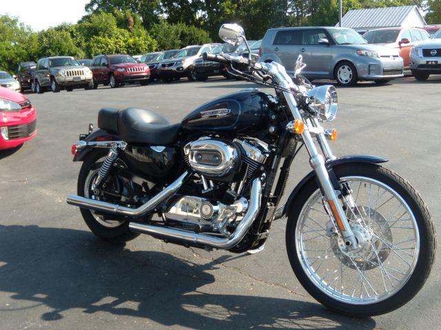 2008 Harley-Davidson Sportster® 1200 Custom