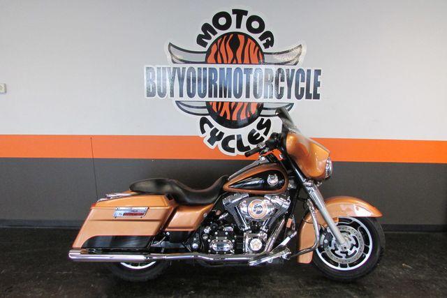 2008 Harley-Davidson Street Glide™ Base Arlington, Texas 0
