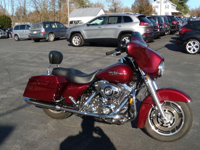 2008 Harley-Davidson Street Glide™ Base in Ephrata, PA 17522
