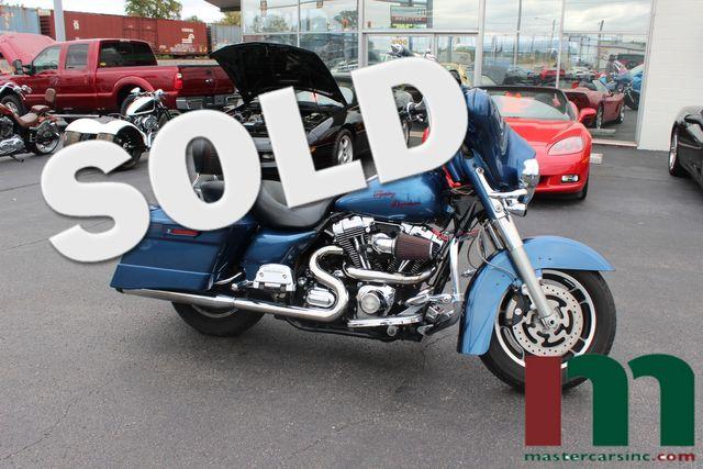 2008 Harley-Davidson Street Glide™ Base   Granite City, Illinois   MasterCars Company Inc. in Granite City Illinois