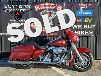 2008 Harley Davidson Street Glide in Hurst Texas