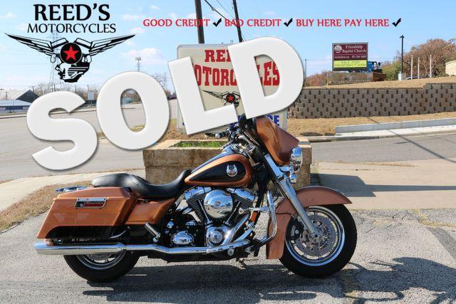 2008 Harley Davidson Street Glide Base | Hurst, Texas | Reed's Motorcycles in Hurst Texas