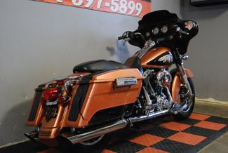 2008 Harley-Davidson Street Glide FLHX Jackson, Georgia 1