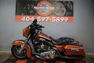 2008 Harley-Davidson Street Glide FLHX Jackson, Georgia 8