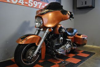 2008 Harley-Davidson Street Glide FLHX Jackson, Georgia 9