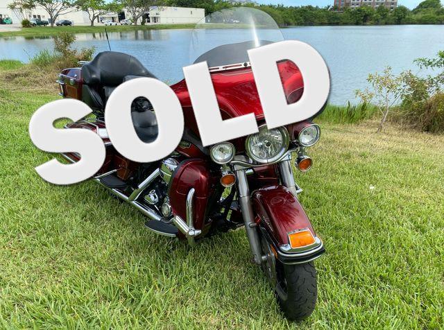 2008 Harley-Davidson Ultra Classic Electra Glide FLHTCU in Dania Beach , Florida 33004