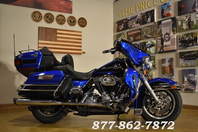 2008 Harley-Davidson ULTRA CLASSIC ELECTRA GLIDE FLHTCU ULTRA CLASSIC FLHTCU