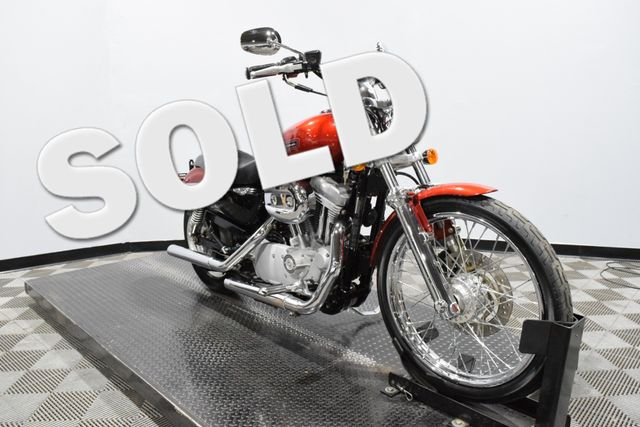 2008 Harley-Davidson XL883C - Sportster® 883 Custom