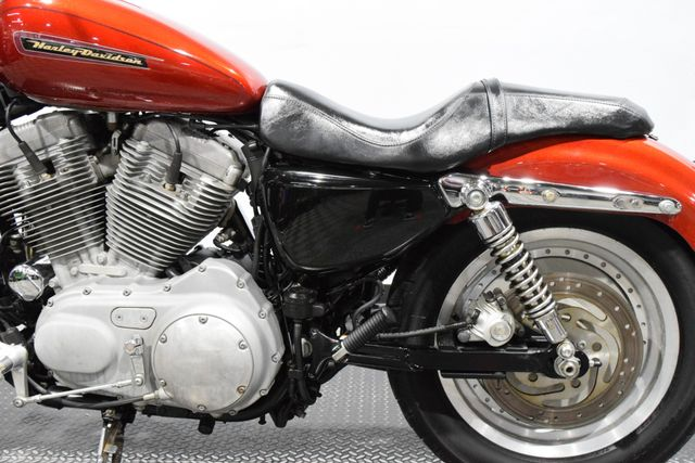 2008 Harley-Davidson XL883C - Sportster® 883 Custom in Carrollton, TX 75006