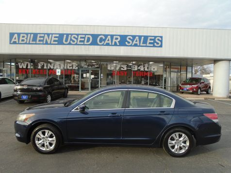 2008 Honda Accord LX-P in Abilene, TX
