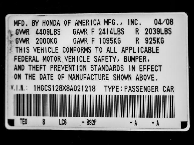 2008 Honda Accord EX-L Burbank, CA 27